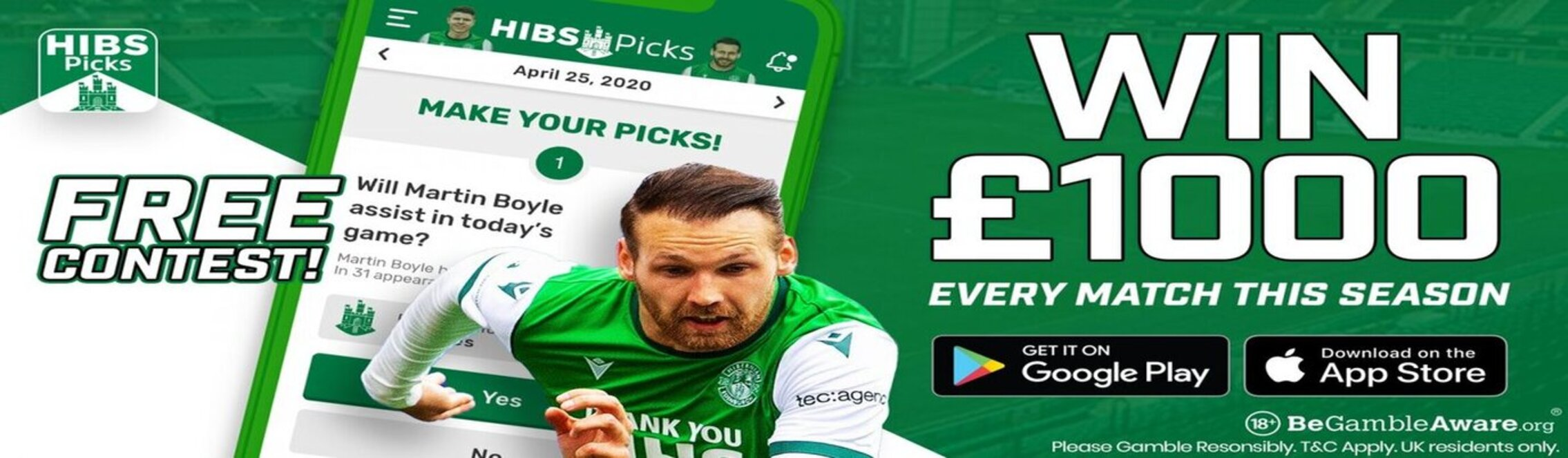 Visit Hibs Picks